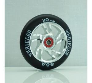 Колесо KRIEGER для трюкового самоката 110мм AL KRW-001AB