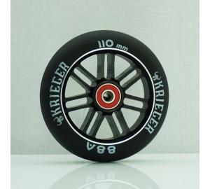 Колесо KRIEGER для трюкового самоката 110мм AL KRW-011BB