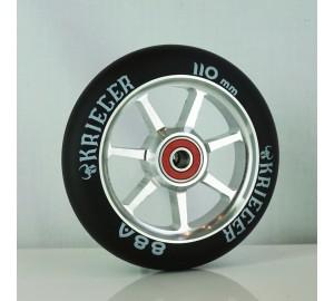 Колесо KRIEGER для трюкового самоката 110мм AL KRW-012AB