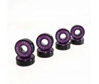 Подшипники ABEC-11 фиолетовые